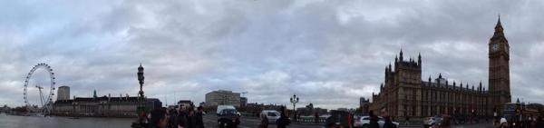 Londra_Panoramica