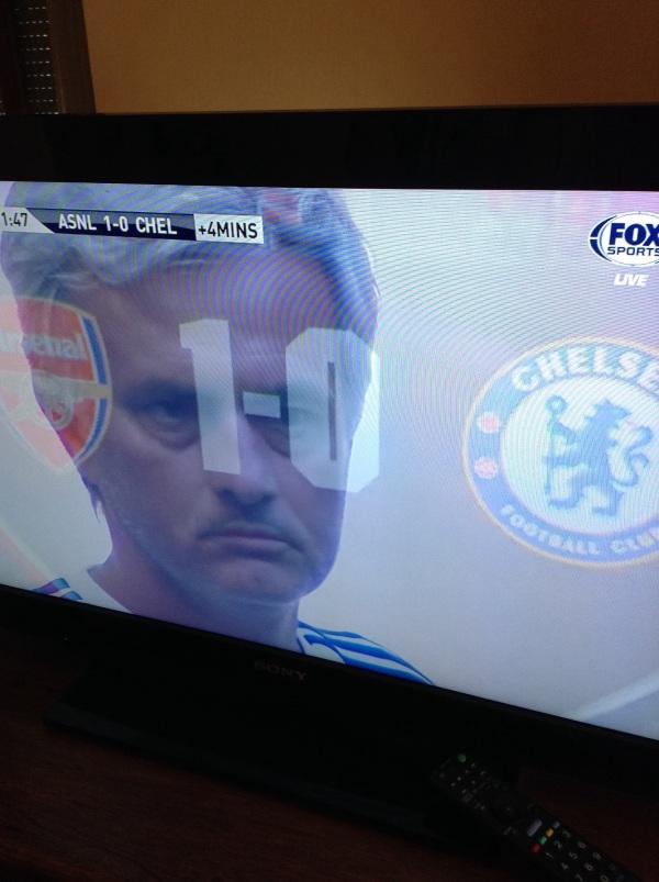 Arsenal-Chelsea Community Shield