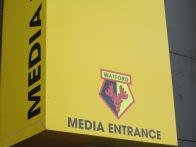 Vicarage_Road_Media_Entrance