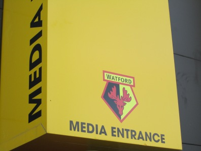 Vicarage_Road_Media_Entrance